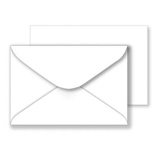 """5"""" x 7"""" White Envelopes 130gsm"""