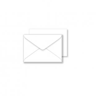 Essentials White Envelopes- 70mm x 100mm