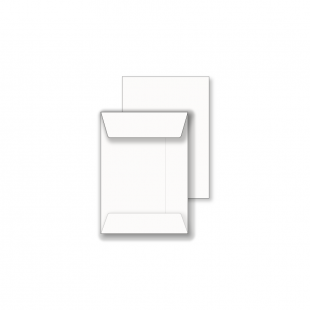 Essentials White Envelopes- 98mm x 67mm