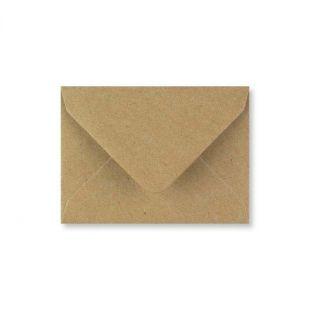 1,000 Wholesale C7 Fleck Kraft Envelopes (82mm x 113mm)