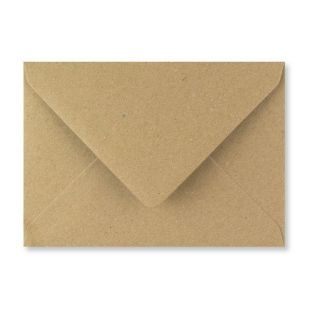 1,000 Wholesale C6 Fleck Kraft Envelopes 110gsm (114mm x 162mm)