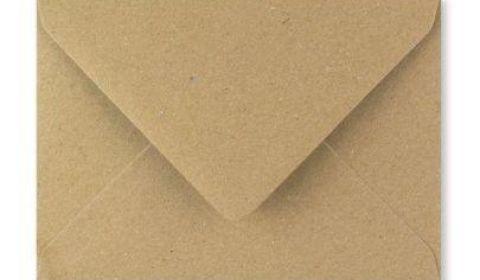 "5"" x 7"" Fleck Kraft Envelopes 115gsm"