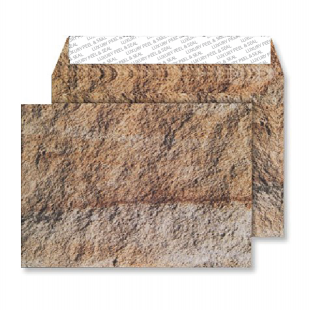 C5 Peel and Seal Envelopes - Jurassic Limestone