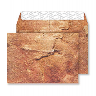 C5 Peel and Seal Envelopes - Yorkshire Sandstone