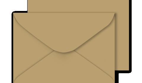C5 Materica Kraft Envelopes 120gsm