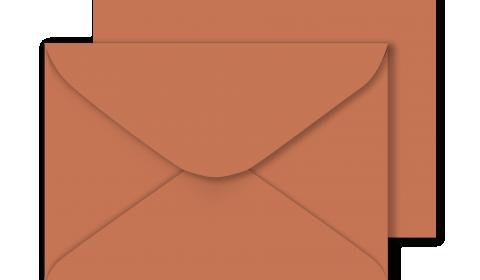 C5 Materica Terra Rossa Envelopes 120gsm