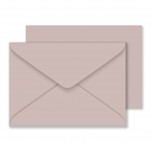 C5 Sirio Colour Nude Envelopes 115gsm