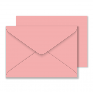 Luxury C5 Envelopes Pastel Pink 100gsm