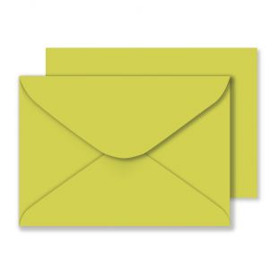 C5 Woodstock Pistacchio Envelopes 110gsm (162mm x 229mm)