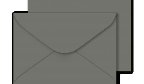 C5 Sirio Colour Antracite Envelopes 115gsm