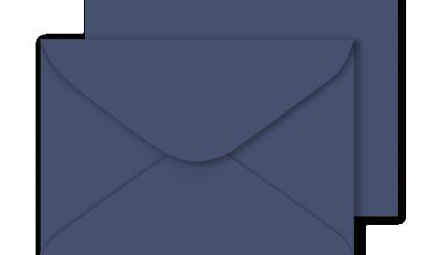 C5 Sirio Colour Blu Envelopes 115gsm