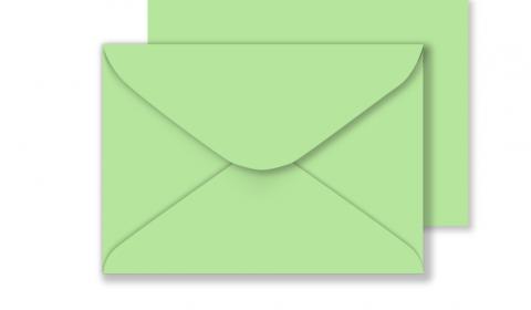 C5 Woodstock Verde Envelopes 110gsm (162mm x 229mm)