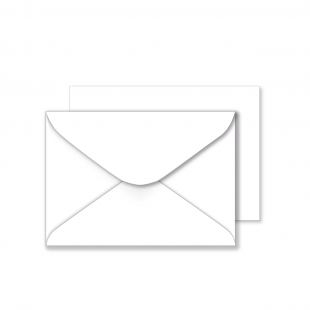 1,000 Wholesale C5 White Envelopes 130gsm (162mm x 229mm)