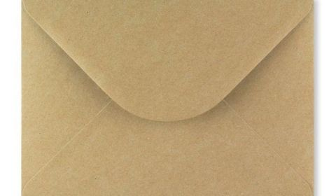 1,000 Wholesale C5 Fleck Kraft Envelopes 110gsm (162mm x 229mm)