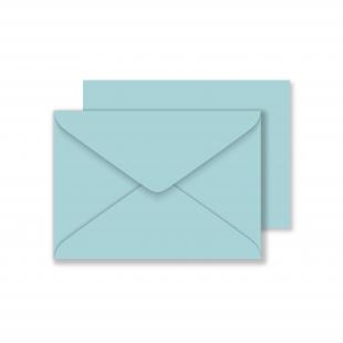 C6 Sirio Colour Celeste Envelopes 115gsm