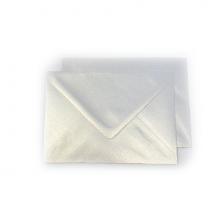 C6 Pearlised Glaze Gold Envelopes (114mm x 162mm)