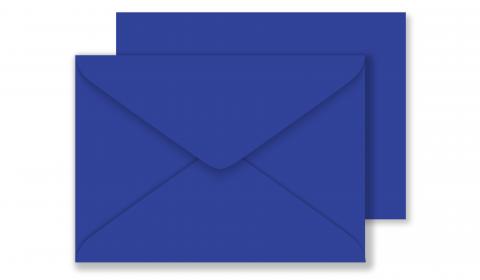 C6 Sirio Colour Iris Envelopes 115gsm