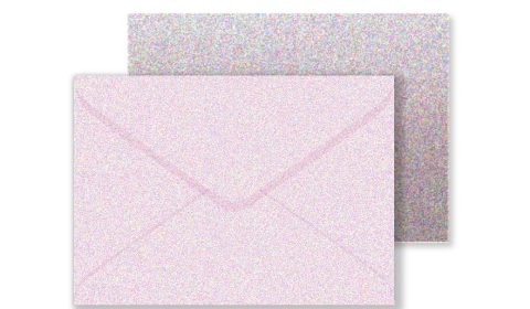 C6 Misty Rose Sirio Pearl Envelopes 125gsm