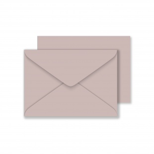C6 Sirio Colour Nude Envelopes 115gsm