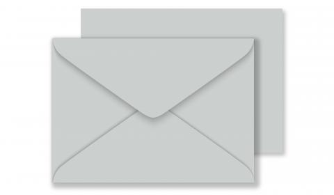 C6 Sirio Colour Perla Envelopes 115gsm