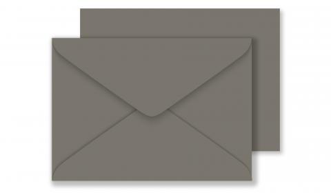 C6 Sirio Colour Pietra Envelopes 115gsm