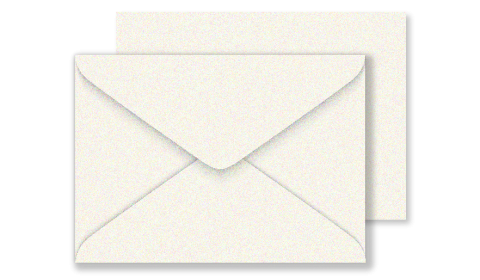 C6 Polar Dawn Sirio Pearl Envelopes 125gsm