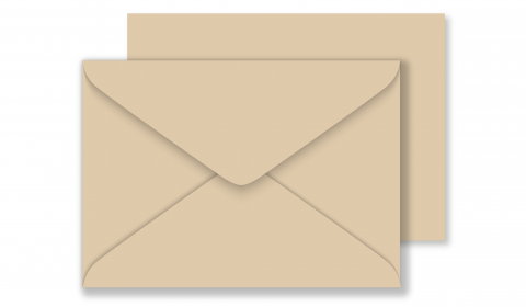 C6 Sirio Colour Sabbia Envelopes 115gsm