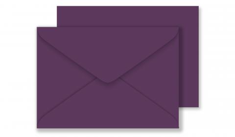 C6 Sirio Colour Vino Envelopes 115gsm
