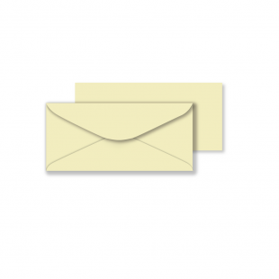 DL Cream Envelopes 100gsm