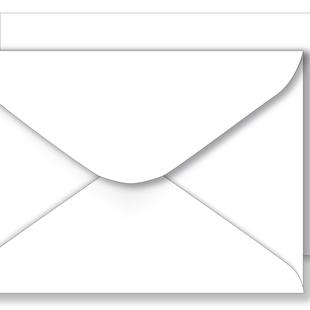 Essentials White Envelopes - 143mm x 203mm