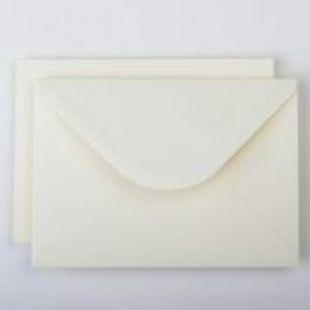 Luxury C5 Envelopes - Essentials Ivory
