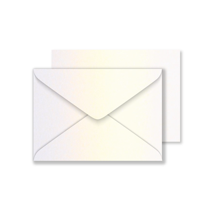Lustre Print C6 Envelopes - Pearlised Gold