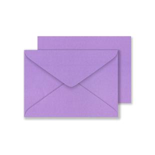 Lustre Print C6 Envelopes - Pearlised Periwinkle