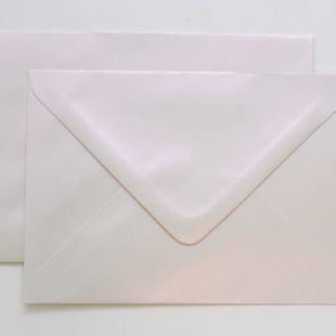 Lustre Print Chroma C6 Envelopes - Pearlised Pink