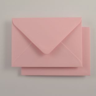 Luxury C6 Envelopes - Colours Candy Pink