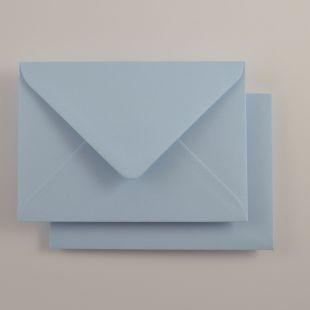 Luxury C6 Envelopes - Colours Azure Blue