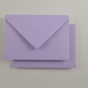 Luxury C6 Envelopes - Colours Lavender