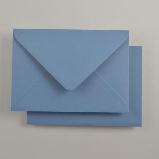 Luxury C6 Envelopes - Colours New Blue