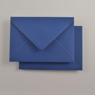 Luxury C6 Envelopes - Colours Sapphire Blue