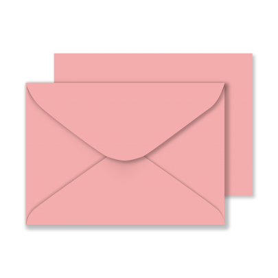 Luxury C5 Envelopes Pastel Pink 01