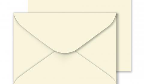 Ivory Rough Arena Envelopes C5 120gsm (162mm x 229mm)