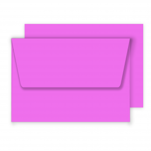 Luxury C5 Envelopes- Raspberry Pink