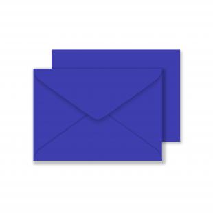 Luxury C6 Envelopes - Sapphire Blue