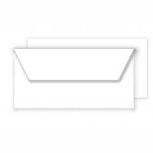 Luxury DL Envelopes - Brilliant White