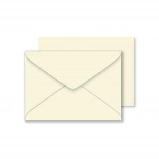 Value C6 Envelopes -  Ivory