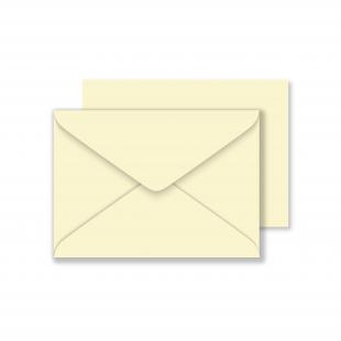 1,000 Wholesale C6 Vanilla Envelope 100gsm (114mm x 162mm)