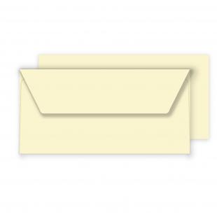 1,000 Wholesale DL Vanilla Envelope 130gsm (110mm x 220mm)