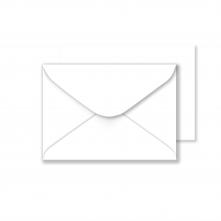 C5 White Envelopes 100gsm (162mm x 229mm)