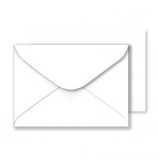 White Envelopes (125mm x 175mm)