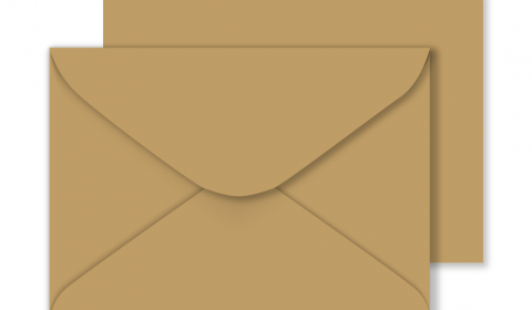 Essentials C5 Fleck Kraft Envelopes 100% Recycled